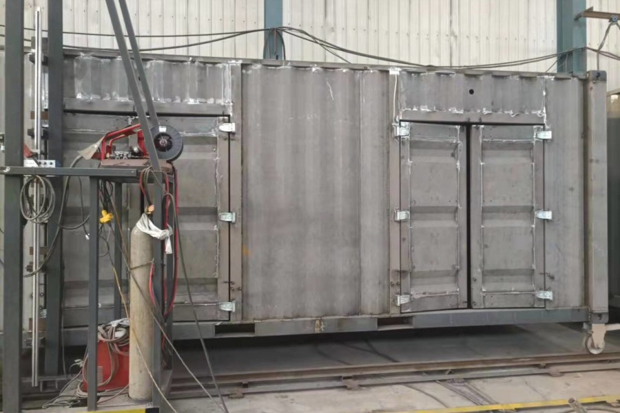 IN PRODUCTION LATERAL DOOR